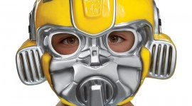 Bumblebee Mask For IPhone Free