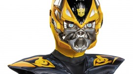 Bumblebee Mask Wallpaper For IPhone