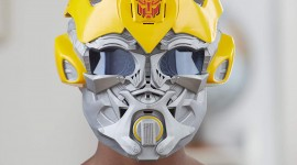 Bumblebee Mask Wallpaper For PC