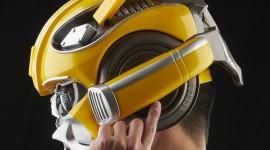 Bumblebee Mask Wallpaper Free