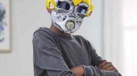 Bumblebee Mask Wallpaper HQ