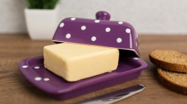 Butter Dish Photo Free