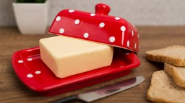 Butter Dish Wallpaper HQ