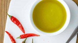 Chili Oil Wallpaper For IPhone