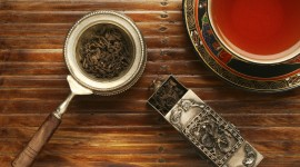 Chinese Tea Wallpaper