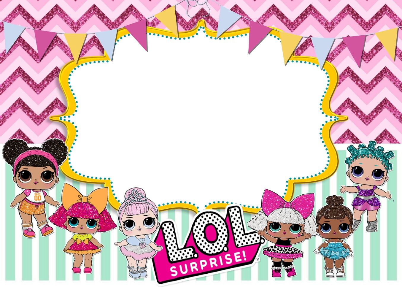 Doll Lol Frame Wallpapers High Quality Download Free