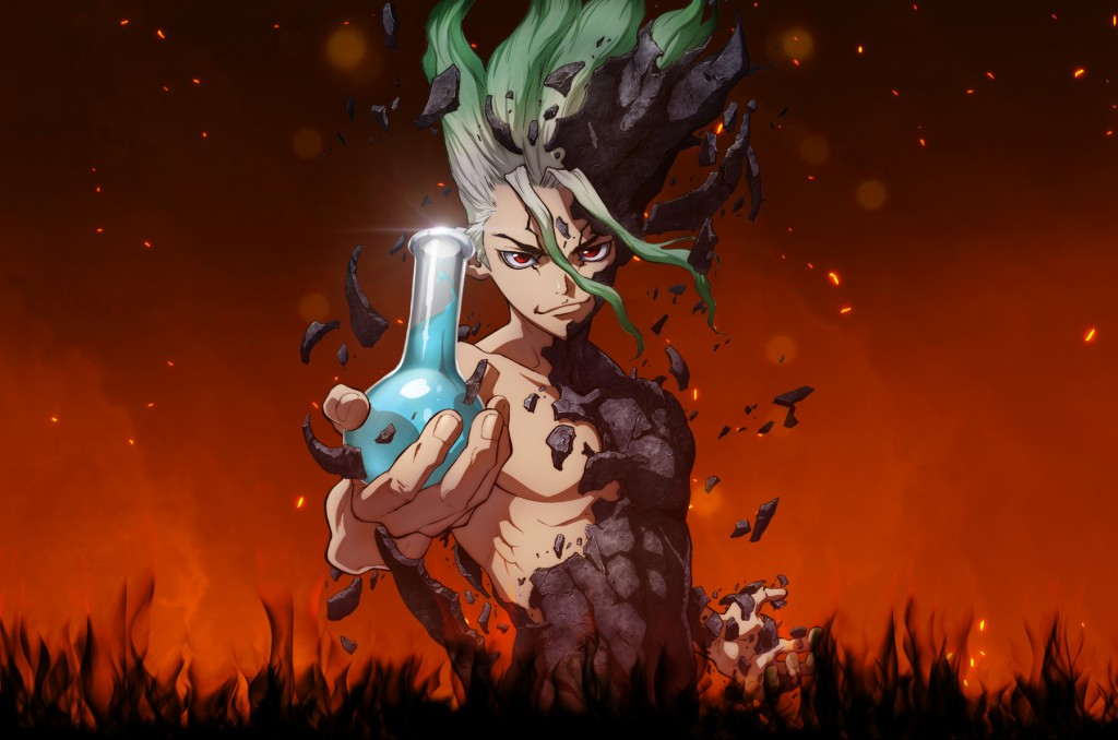Dr. Stone wallpapers HD