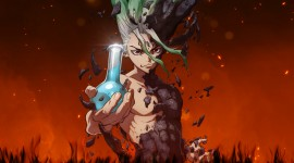 Dr. Stone Wallpaper