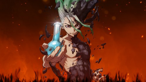 Dr. Stone wallpapers high quality