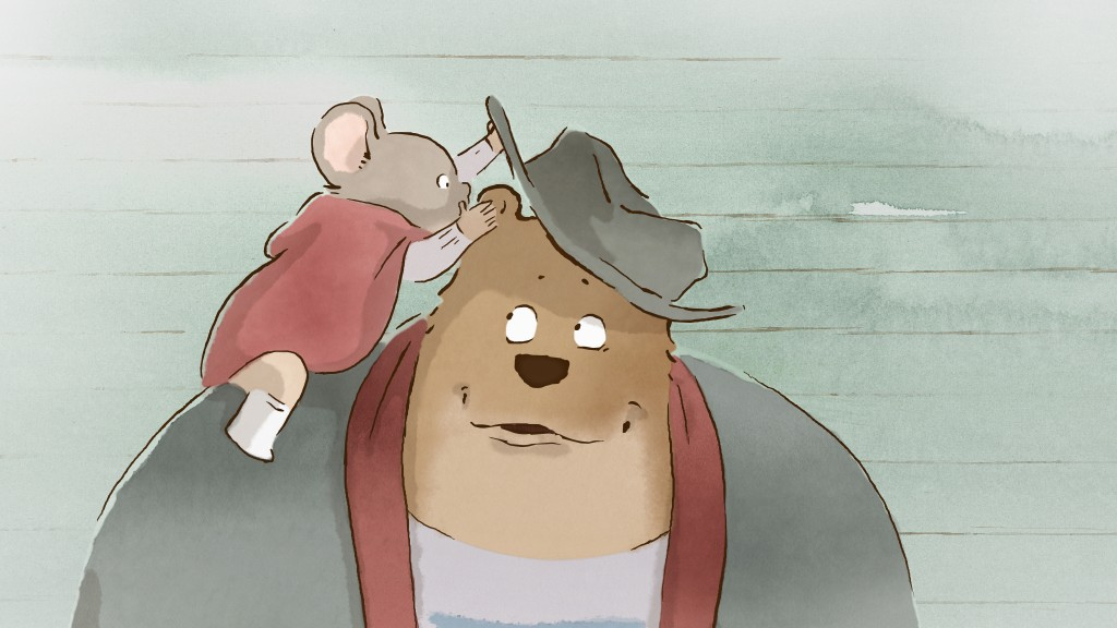 Ernest Et Celestine wallpapers HD