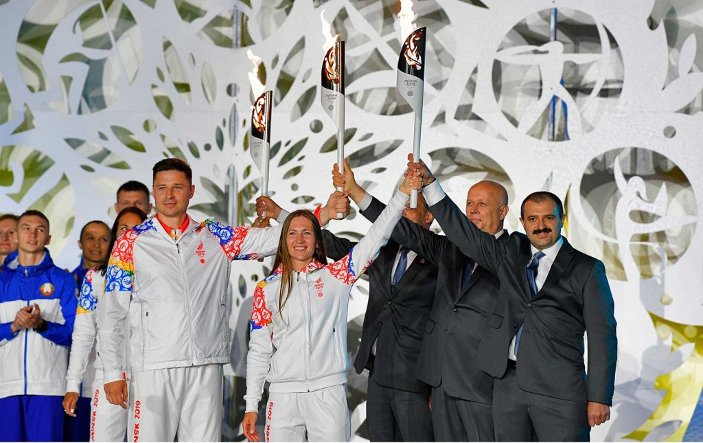 European Olympiad In Belarus wallpapers HD