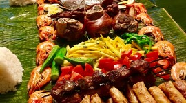 Filipino Food Wallpaper For IPhone