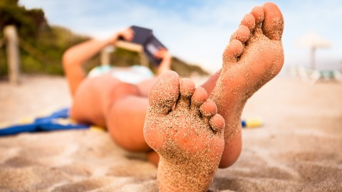 Foot Beach wallpapers high quality
