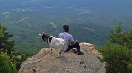 Hiking Trip Wallpaper 1080p