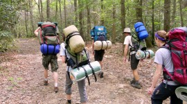 Hiking Trip Wallpaper Download