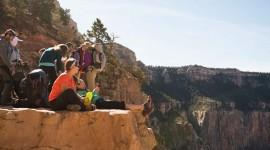 Hiking Trip Wallpaper Download Free