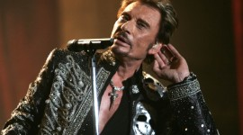Johnny Hallyday High Quality Wallpaper