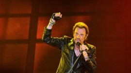 Johnny Hallyday Wallpaper For PC