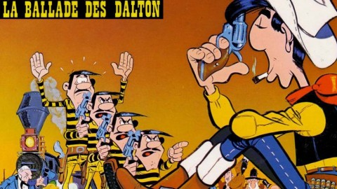 Lucky Luke The Ballad Of The Dalton wallpapers high quality