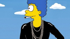 Marge Simpson Wallpaper Download Free