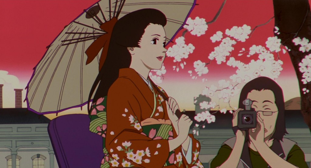 Millennium Actress wallpapers HD