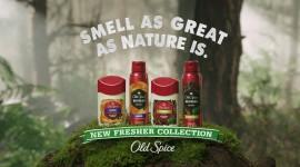 Old Spice Advertising Desktop Wallpaper Free