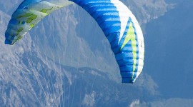 Paraglider Wallpaper For Desktop