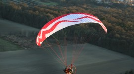 Paraglider Wallpaper Free