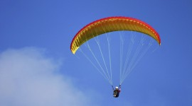 Paraglider Wallpaper Full HD