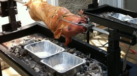 Pig On A Spit Wallpaper Gallery