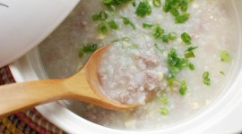 Porridge With Meat High Quality Wallpaper