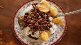 Porridge With Meat Wallpaper