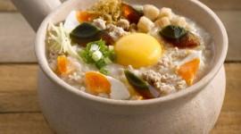 Porridge With Meat Wallpaper Download Free