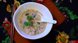 Porridge With Meat Wallpaper For Desktop