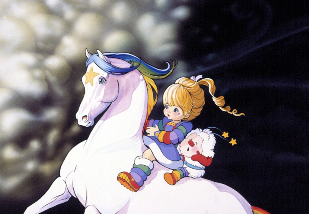 Rainbow Brite And The Star Stealer wallpapers HD