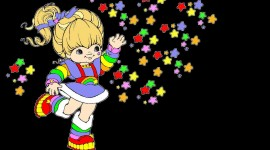 Rainbow Brite And The Star Stealer Wallpaper