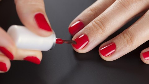 Red Nail Polish wallpapers high quality