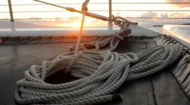 Sea Rope Desktop Wallpaper For PC