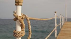 Sea Rope Desktop Wallpaper HD