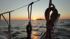 Sea Rope Photo