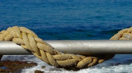 Sea Rope Wallpaper For IPhone