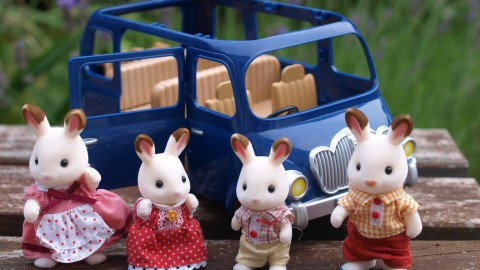 Sylvanian Families wallpapers high quality