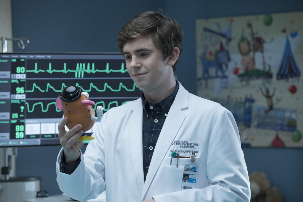 The Good Doctor wallpapers HD