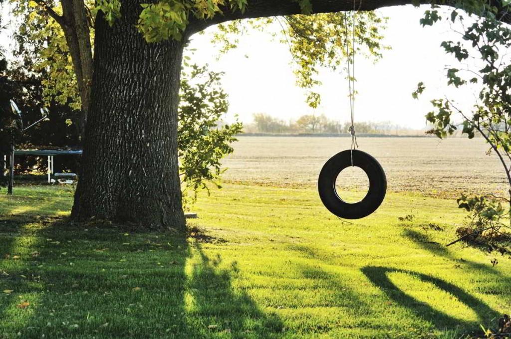 Tire Swing wallpapers HD