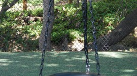 Tire Swing Wallpaper For Android#1