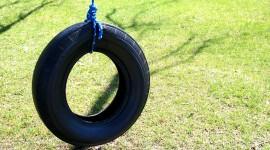 Tire Swing Wallpaper Gallery