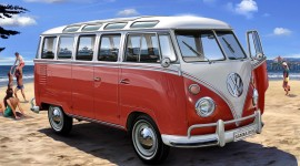 Volkswagen Van Aircraft Picture