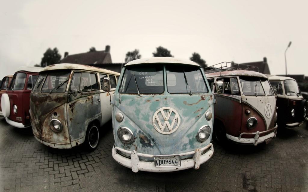 Volkswagen Van wallpapers HD
