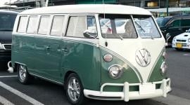 Volkswagen Van Desktop Wallpaper