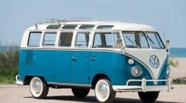 Volkswagen Van Image Download